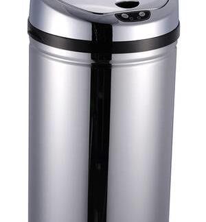 Poubelle de cuisine automatique avec détecteur